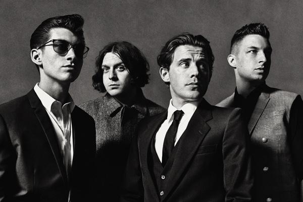 Arctic Monkeys (zdjęcie Zackery Michael)