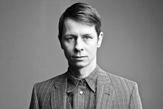 Gunnar Örn Tynes (zdjęcie Baldur Kristjánsson)