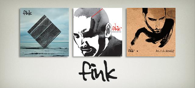 """Fink - reedycja """"Perfect Darkness"""" i wcześniejszych albumów."""
