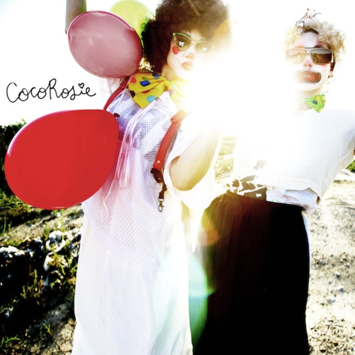 "CocoRosie ""Heartache City"""