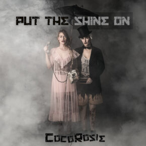 "Coco Rosie - świetny album ""Put The Shine On"""